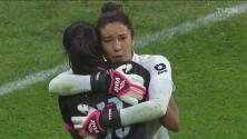 Resumen   Rayadas golea 1-4 al América Femenil en la Semifinal de Ida