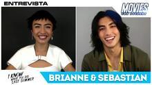 Conoce a Brianne Tju y a Sebastian Amoruso de 'Sé Lo Que Hicieron El Verano Pasado'