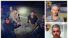 Dos paradas de tráfico en una misma vía llevan al hallazgo de siete indocumentados ocultos