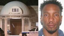 Arrestan al sospechoso de lanzar insultos antisemitas y arrojar heces fecales afuera de una sinagoga