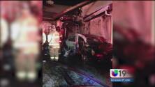 Un automóvil se estrella contra vivienda en Sacramento
