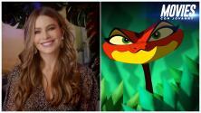 Sofía Vergara nos trae su película anima Koati, donde interpreta a la villana Zaina
