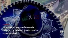 La comunidad mexicana toma las calles de Chicago