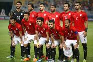 Soccer Football - International Friendly - Egypt v Guinea - Borg El Arab, Alexandria, Egypt - June 16, 2019 Egypt team group REUTERS/Amr Abdallah Dalsh