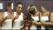Perdieron a su perro hace dos años y lo recuperan tras verlo en un reportaje de televisión sobre adopciones