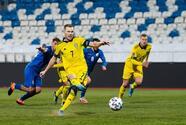 Suecia se impone con facilidad a Kosovo