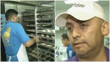 Panaderos hispanos en Houston unen fuerza y ayudan a víctimas de Harvey