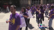 Luchan contra el robo de salario en CA