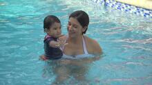 Clases de natación gratis en Miami Dade y Broward