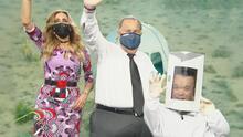 Lili, Raúl y 'Carlitos' viajan al espacio por cuenta propia, al igual que Jeff Bezos