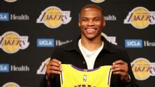 Westbrook regresa a casa, deseoso de ayudar a los Lakers