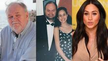 """Papá de Meghan Markle arremete otra vez contra su hija: """"Solo le importa el dinero"""""""