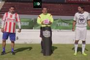 ¡Punto, set y partido! 'Kikín' Fonseca apabulla 6-1 a Ramón Morales