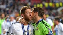 Iker Casillas rompió su silencio y habló de la salida de Sergio Ramos del Madrid