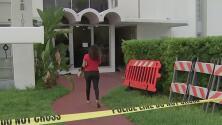 """""""Esto está mal"""": desalojan un edificio en Bay Harbor Islands por informe que dice que la estructura es insegura"""