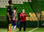 """Vucetich destaca el torneo de Chivas: """"Estamos muy contentos"""""""