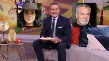 """""""Te quiere Santa Claus"""": Alan bromea con Livia Brito y 'El Güero' Castro por el gran elenco de La Desalmada"""