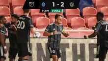 ¡Triunfo mexicano! Galaxy gana con goles de Chicharito y Álvarez