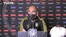 Guido asegura que merecen la Concacaf Liga de Campeones