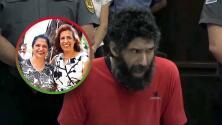 (Video) El llamado 'hombre gato' enfrenta juicio por matar a su madre y a su tía, pero es sacado de la corte por no dejar de maullar