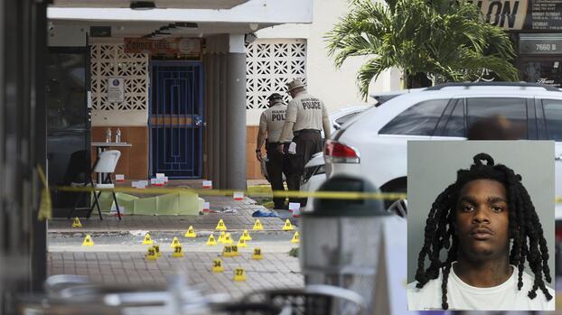 Arrestan a un sospechoso del tiroteo masivo que dejó tres personas muertas en un salón de baile en Miami-Dade