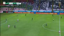 ¡GOOOL! Michael Estrada anota para Toluca.
