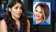 """Yarel Ramos cuenta cómo María Elena Salinas la inspiró a dedicarse al periodismo: """"Me identificaba con su historia"""""""