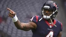Deshaun Watson pidió oficialmente a los Texans ser transferido
