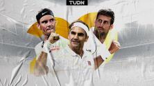 Histórico: Djokovic gana en Wimbledon e iguala a Federer y Nadal