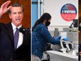 Ganó Newsom y estas son las otras secuelas de la elección revocatoria en California