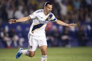 Goleador y ganador: Los ocho goles de Zlatan a LAFC en cuatro partidos