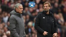 """Klopp elogia a Mourinho y dice """"son una máquina de resultados"""""""