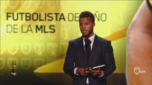 ¡Giovani vence a Giovinco y al 'Guaje' como Premio Univision al Mejor de la MLS!