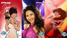 La cantante texana Selena aparecerá en un nuevo cómic en EEUU en español e inglés