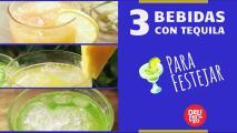 3 cocteles con tequila deliciosos