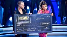 Por decisión de los jueces, La Bronca es el cuarto lugar de Mira Quién Baila Univision All Stars