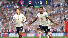 Lingard, Kane y Saka dejan más líder a Inglaterra en el Grupo I