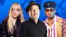 Este año Rubén Blades, Ozuna y Danna Paola se suman a la lista de actos musicales del LATIN GRAMMY