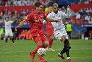 FINAL   Sevilla y Salzburgo dividen puntos y penales