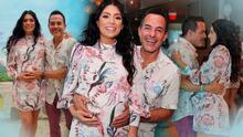 En fotos: los mejores momentos del baby shower de Vanessa Lyon y Carlos Calderón