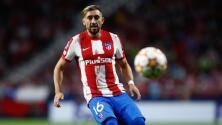 Herrera afronta semana crucial con posible titularidad en el Atleti
