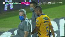 ¿Qué sucede en Tigres? Leo y Carioca abandonan el campo lesionados