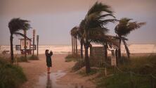 Autoridades piden no bajar la guardia ante el lento avance del huracán Dorian