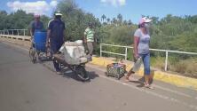 Falta de agua, otro problema que se suma a las carencias básicas en varios lugares de Venezuela