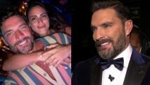 Julián Gil está dispuesto a casarse, pero no sabe si Valeria Marín quiere hacerlo