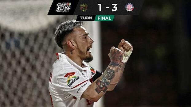El Diablo aprieta el botón y Tuca tropieza en su debut con Juárez
