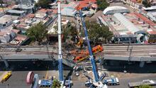 Presentan cargos contra 10 personas encargadas de la construcción de la línea del metro que colapsó en México