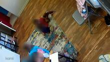 Esta madre vio cómo golpeaban a su hija 14 veces en la guardería