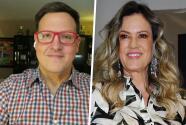 """""""Otro caso de covid"""": Raúl González da detalles de la salud de Rebecca de Alba al ser hospitalizada"""