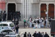 3 muertos tras ataque terrorista en catedral de Niza